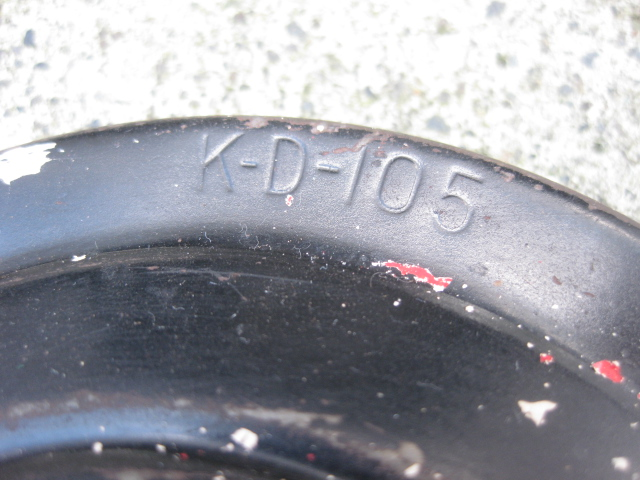 KDミラー 5インチ