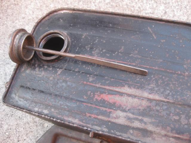 ポリスオイルタンク