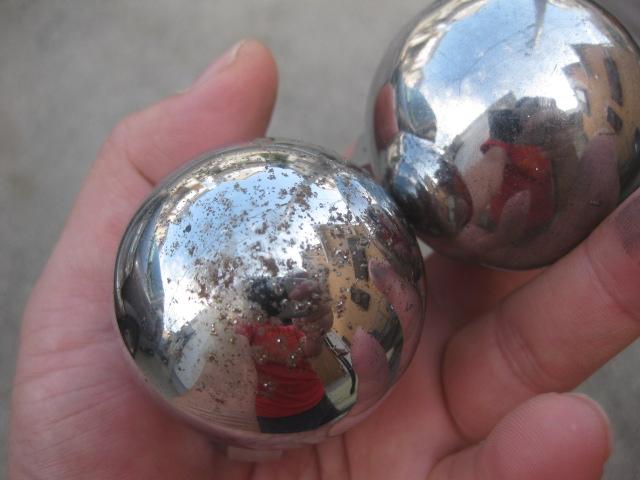 アクセサリーボール