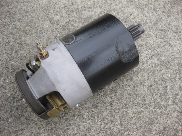 32Eリビルトジェネレーター 12V (43-E52タグ)