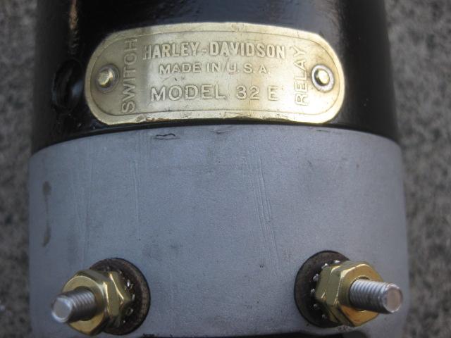 32Eリビルトジェネレーター 6V (32-38タグ)