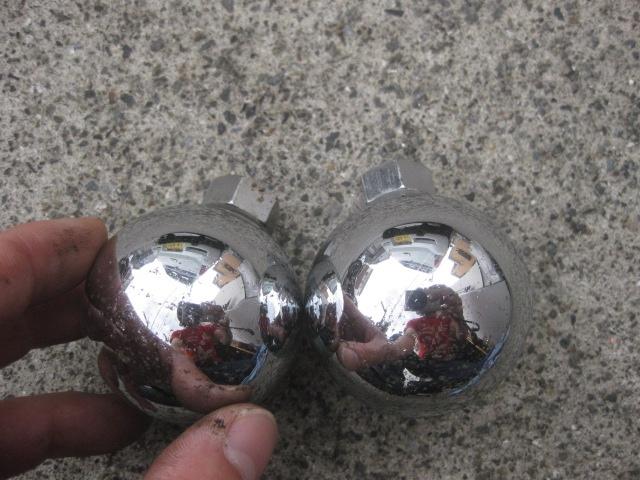 メタルボール(ヘルパースプリング)