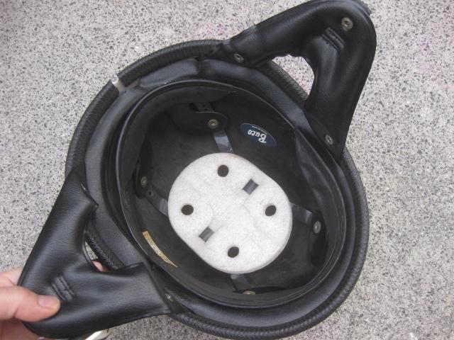 ブコ ハーフヘルメット