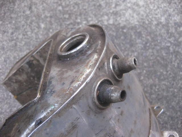 ホースシュータンク(リジッド)